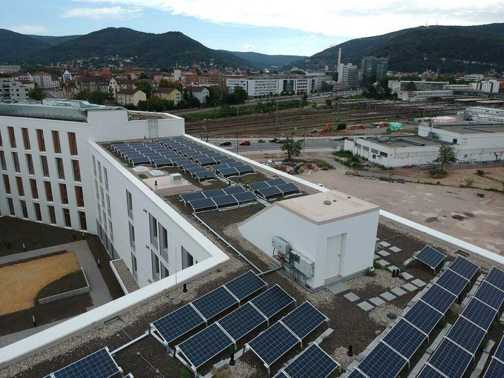 Photovoltaik Heidelberg