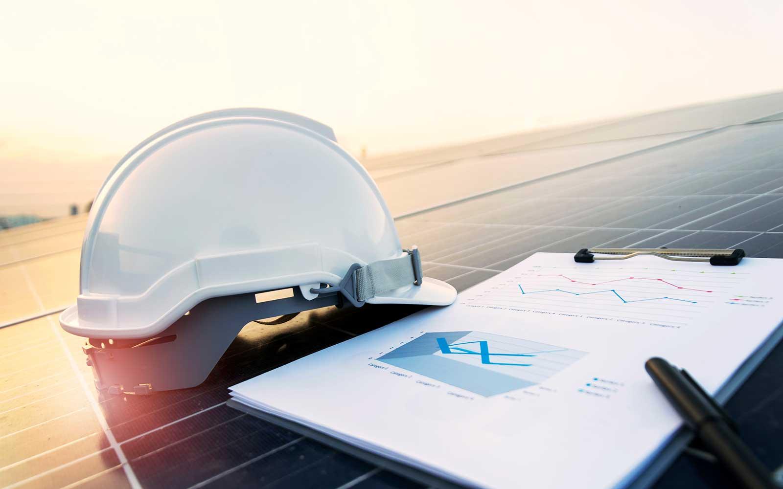 Sviluppo di progetto del fotovoltaico